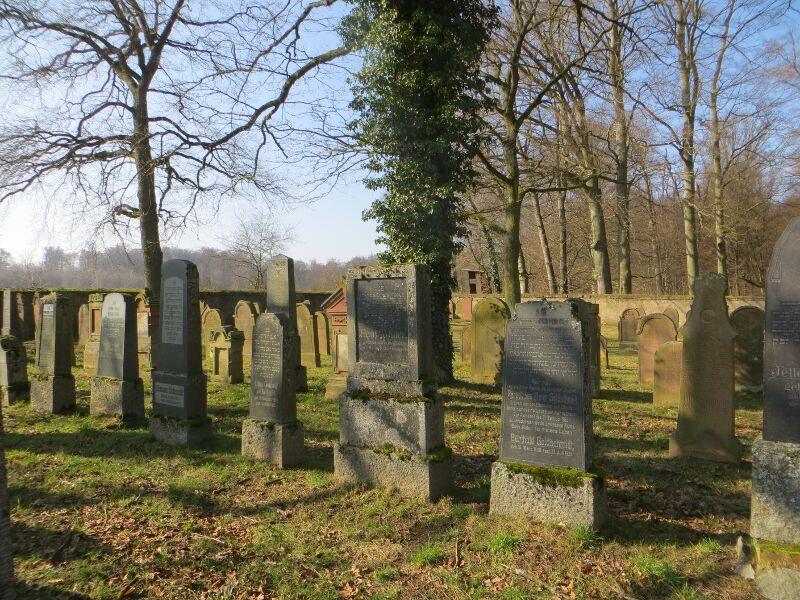 Jüdischer Friedhof Großkrotzenburg