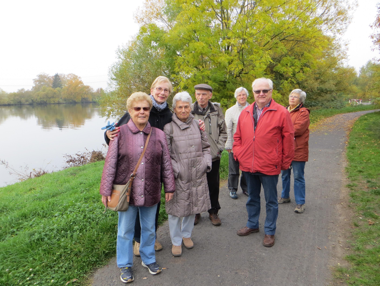 Seniorenwanderung Kahl