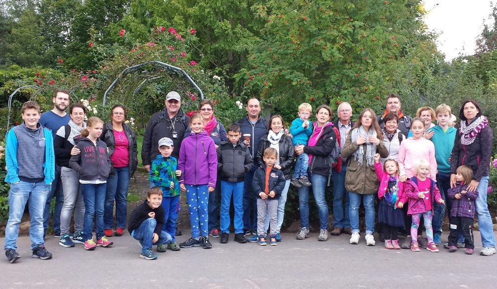 Familienwanderung Steinau mit Tourenführerin Maren