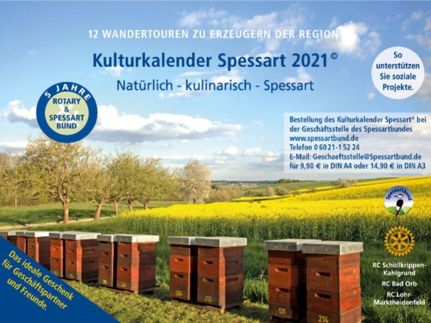 Spessartbundkalender 2021